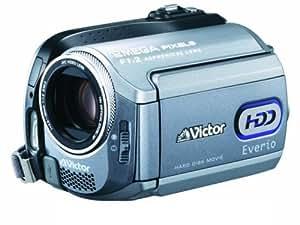 JVCケンウッド ビクター Everio エブリオ ビデオカメラ ハードディスクムービー 40GB GZ-MG275-S