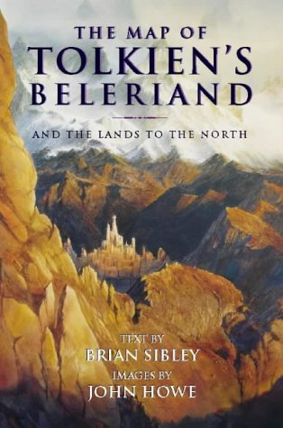 Download The Map of Tolkien's Beleriand: And the Lands to the North 0261103725
