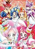 300ピース ジグソーパズル キラキラ☆プリキュアアラモード LOVE&スイーツ! ラージピース (38x53cm)