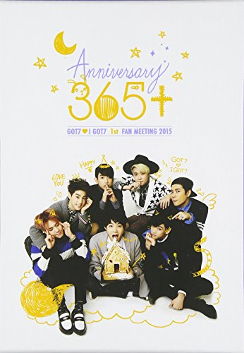 1st Fan Meeting 365 [DVD] [Import]