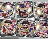 おそ松さん×3COINSコラボ限定 缶バッジ6種コンプリートセット