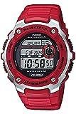 [カシオ] 腕時計 カシオ コレクション ウェーブセプター WV-200R-4AJF メンズ レッド