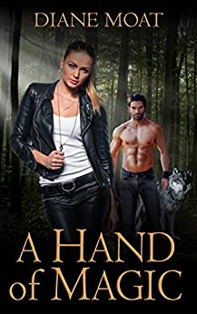 A Hand of Magic by [Moat, Diane]