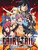 Fairy Tail Coloring Book