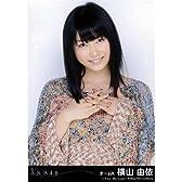 AKB48 公式生写真 風は吹いている 劇場盤 風は吹いている Ver. 【横山由依】