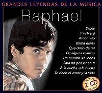 Grandes Leyendas De La Musica by Raphael (2010-08-17)