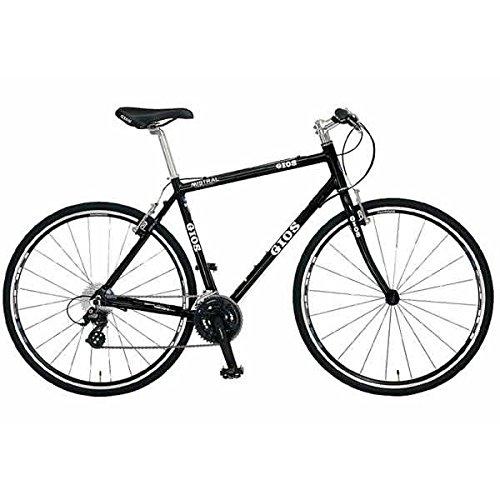 GIOS(ジオス) MISTRAL(ミストラル) クロスバイク 2016モデル 480サイズ (ブラック)