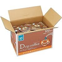 [Amazonブランド]Happy Belly ドリップコーヒー まろやか味のスペシャルブレンド 100P