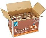 [Amazonブランド]Happy Belly ドリップコーヒー まろやか味のスペシャルブレンド 100P UCC製