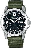 [セイコー]SEIKO 腕時計 SPIRIT スピリット ソーラー ブラック SBPX025 メンズ