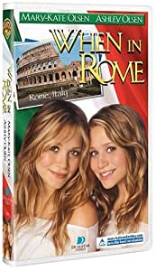 When in Rome [VHS] [Import]