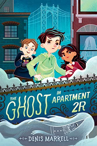 The Ghost in Apartment 2R (English Edition)