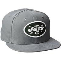 ニューエラ (New Era) 9フィフティ スナップバック キャップ - ニューヨークジェッツ (New York Jets) storm グレー