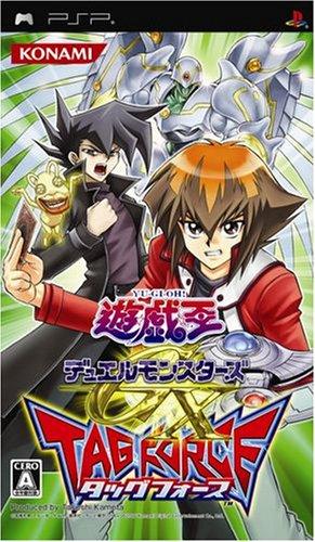 遊戯王デュエルモンスターズGX タッグフォース - PSPの詳細を見る