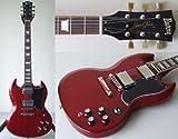 BURNY バーニー エレキギター RSG-55-63 CR