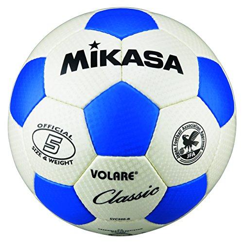 ミカサ サッカーボール 検定球 5号 ボラーレクラシック SVC5...