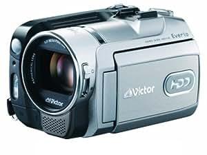 JVCケンウッド ビクター Everio エブリオ ビデオカメラ ハードディスクムービー 40GB GZ-MG575-S