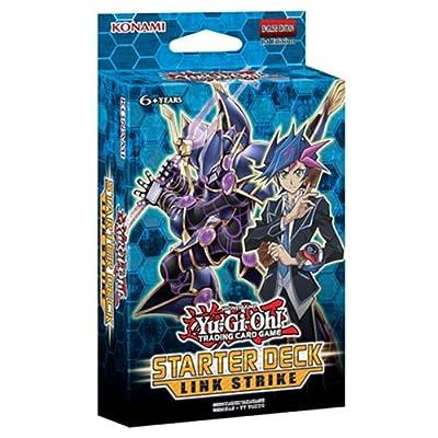 Yu-Gi-Oh 15061 Link Strike Starter Deck