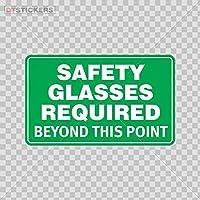 装飾ビニールステッカー安全メガネ必要なBeyondこのポイント装飾バイクd217a9776 10 In. DT17V197761000