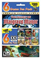 MumboJumbo 6 Pack: Nancy Drew / Secret of the Scarlet Hand / 7 Wonders 2 / Luxor Mahjong / Slingo Quest Hawaii / Samantha Swift / the Secret of Margrave Manor (輸入版)