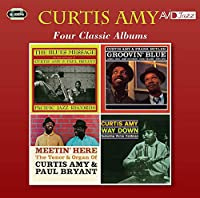 Curtis Amy: Four Classic Albums
