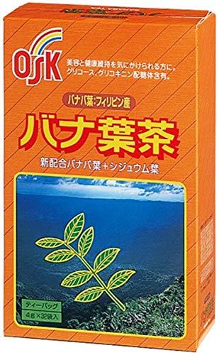 OSK バナ葉茶 4g×32袋