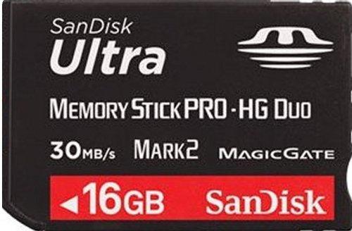 SanDisk Ultra MemoryStick Pro-HG Duo 16GB SDMSPDHG-016G-J95