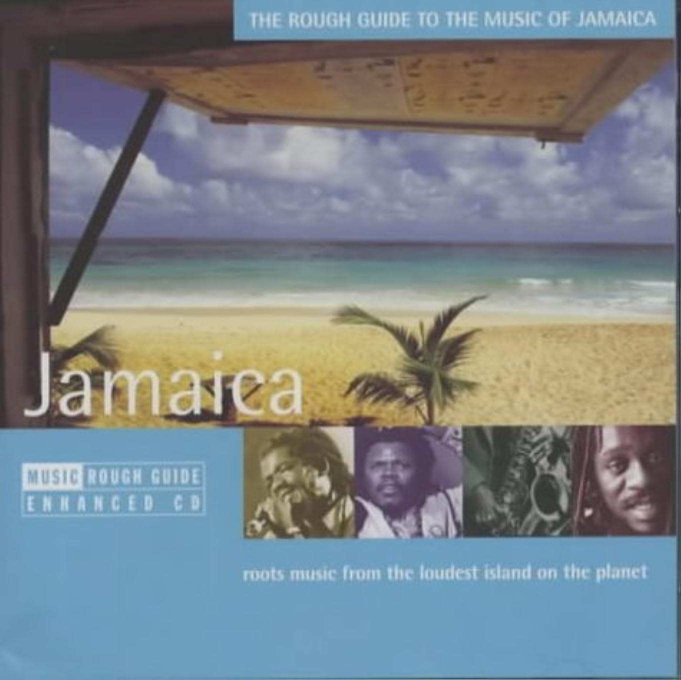 必要性少年強制的The Rough Guide to The Music of Jamaica (Rough Guide World Music CDs)
