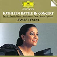 In Concert by Kathleen Battle (1995-03-14)