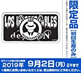 新日本プロレスリング L・I・J 脱着式フルカラーワッペン