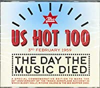 Us Hot 100 3rd Feb. 1959: The Day The Music Died