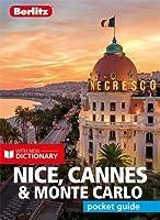 Berlitz Pocket Guide Nice, Cannes & Monte Carlo (Travel Guide with Dictionary) (Berlitz Pocket Guides)