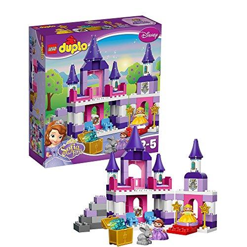 """レゴ (LEGO) デュプロ ちいさなプリンセス ソフィア """"王さまのおしろ"""" 10595"""