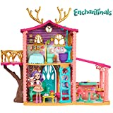 Enchantimals Cozy Deer House Playset