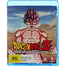 Dragon Ball Z Remastered Movie Collection 1 (Uncut) (Movies 1 - 6 + Specials)