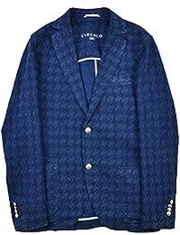 チルコロ CIRCOLO 1901 ジャケット INDGO cn1483-ind メンズ/アウター/テーラード/インディゴ [並行輸入品]