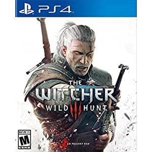 The Witcher III Wild Hunt (輸入版:北米) - PS4