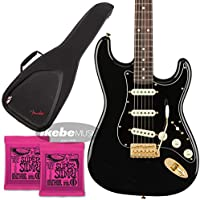 Fender《フェンダー》Made in Japan/Traditional 60s Stratocaster (Midnight) [Made in Japan] 【お得なFenderギグケース&ERNIE BALL弦2個セット!】