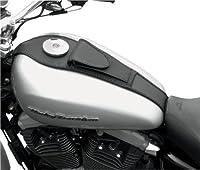04–13ハーレーxl1200C : MustangタンクBib withポーチfor 4.5ガロンタンク–Plain