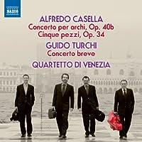 Concerto Per Archi Op. 40 Cinque P