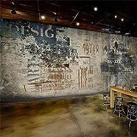 YCRY-Wallpaper Ktvコーヒーショップリビングルームバー衣料品店背景-200x140cm-壁の壁画-壁の装飾-アートプリント-ポスター画像写真-HDプリント-現代の装飾-壁画