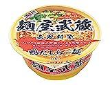 【販路限定品】ニュータッチ 麺屋武蔵 無双新免 鴨だしら?麺 130g×12個