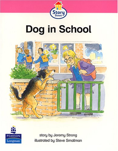 Story Street: Emergent Stage Dog in School (LILA)の詳細を見る