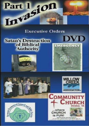 Invasion - Satan's destruction of Biblical Authority - Part 1 of the Watchman on the Wall Series
