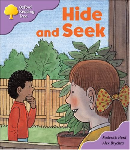 "ORT: Stage 1+: First Sentences: ""Hide and Seek"" (Oxford Reading Tree)の詳細を見る"