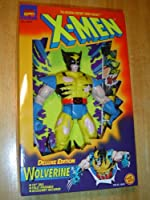 "Marvel Comics X-Men Battle Ravaged Wolverine Deluxe 10"" Action Figure"