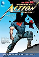 Superman: Action Comics Vol. 1: Superman and the Men of Steel (The New 52)