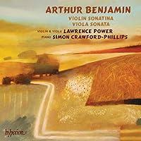 Benjamin: Violin Sonatina