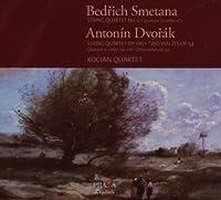 Streichquartette 2/Op.105 by SMETANA & DVORAK