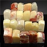 ShanTrip 豪華 寿山石 篆刻 石 セット 天然石 印石 キット 角型